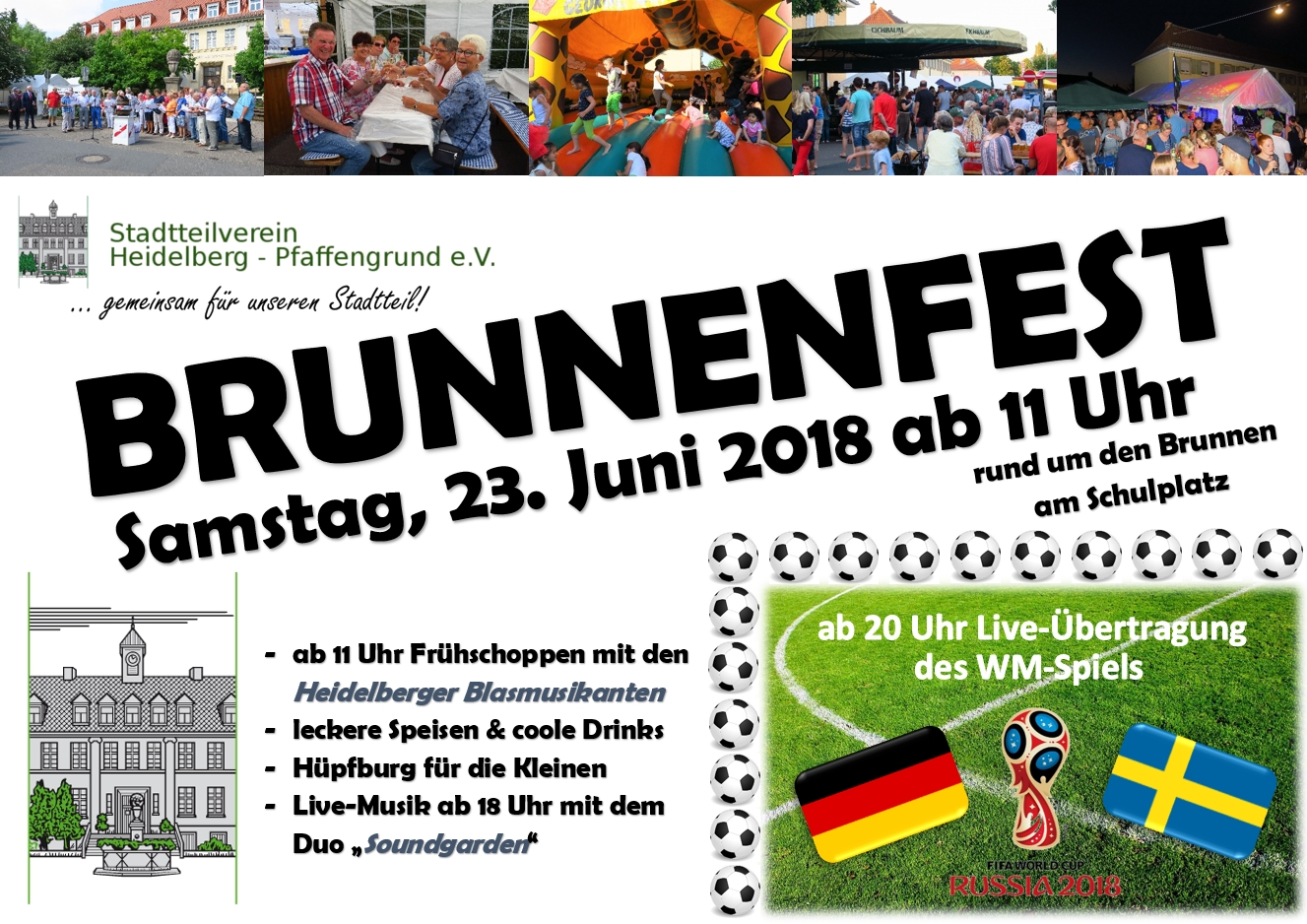 Flyer Brunnenfest2018